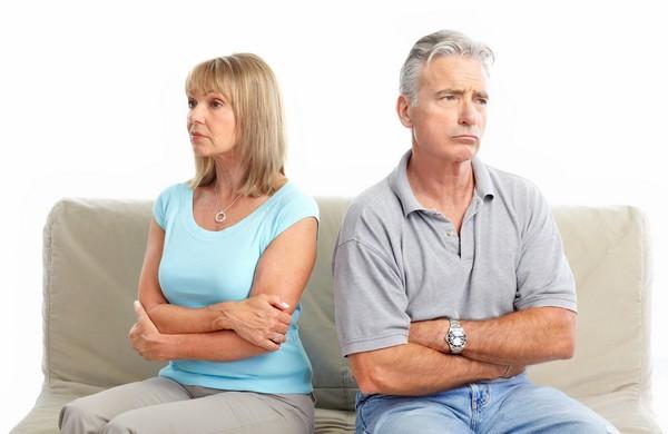 Krise i parforholdet