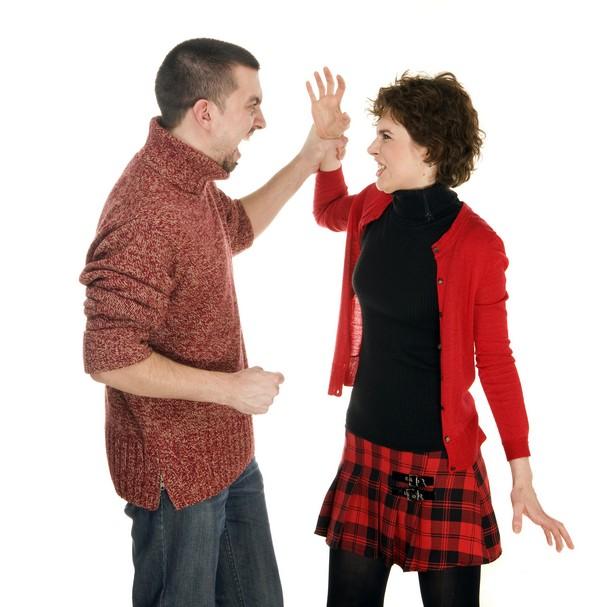 At lade sin vrede gå ud over andre