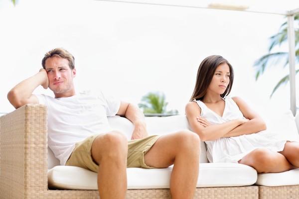 misforståelser og dårlig kommunikation i parforholdet