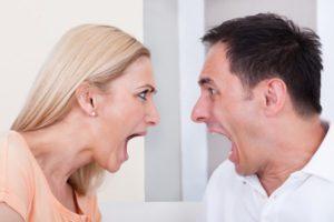 Psykologien i parforholdet, psykologiske forsvarsmekanismer