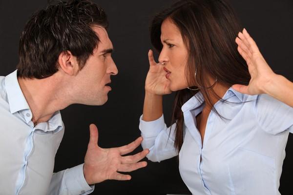 håndtering af rasende partner