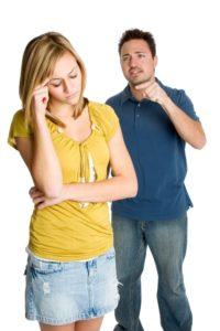 dårlig kommunikation i parforhold