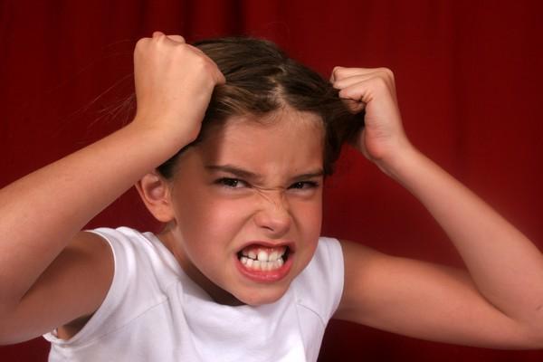 hvorfor er børn vrede