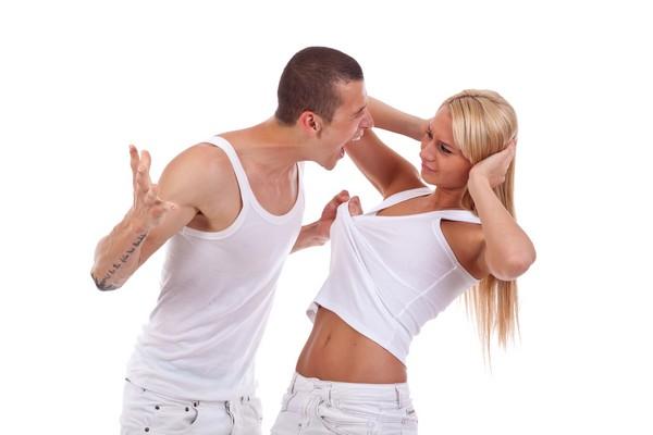 Kritik og skænderier i parforholdet