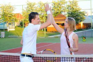 parforhold tennis