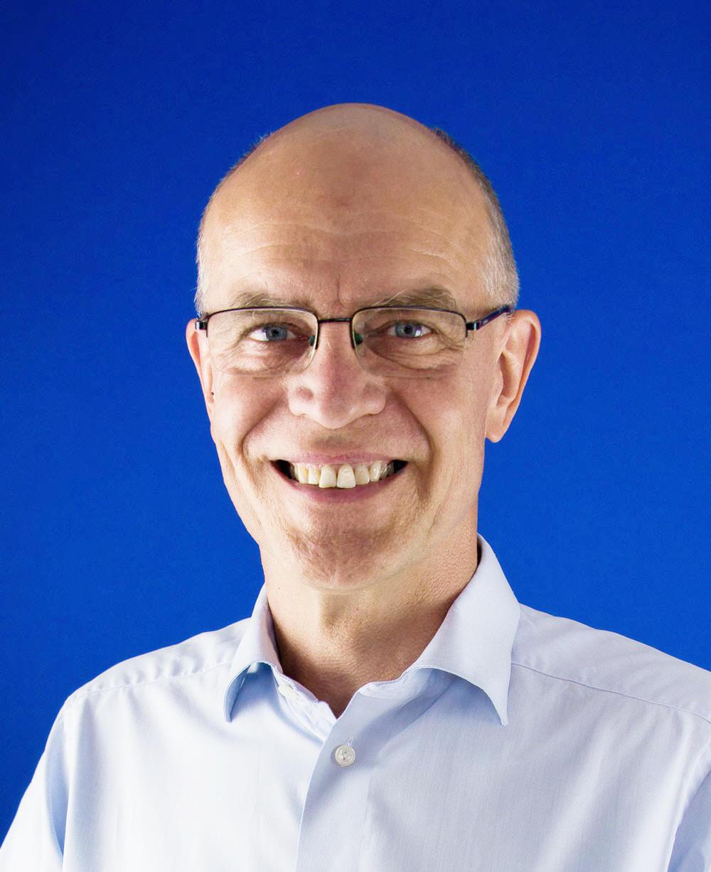 Parterapeut Mikael Hoffmann
