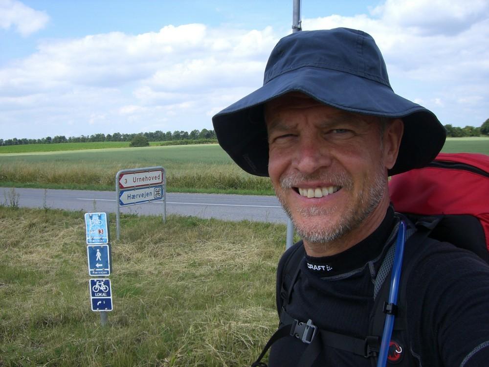 Mikael Hoffmann langdistancevandring